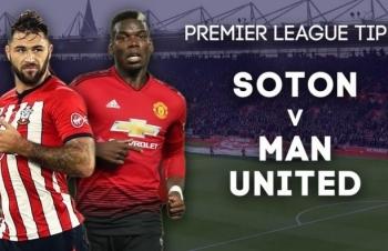 Xem trực tiếp bóng đá Southampton vs Man Utd (Ngoại hạng Anh), 18h30 ngày 31/8