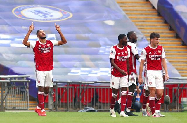 Đánh bại Chelsea, Arsenal lần thứ 14 vô địch FA Cup