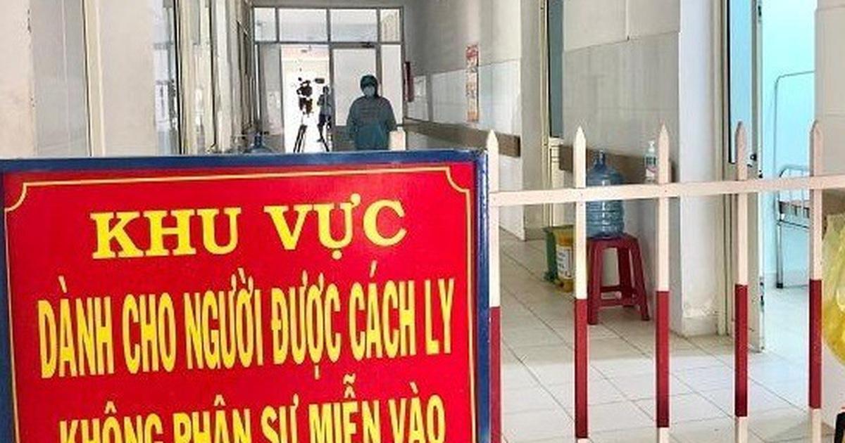 Thêm ca mắc Covid-19 ở Quảng Ngãi sau khi đi chăm người ốm tại Đà Nẵng