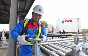 PVOIL vận hành kho cảng an toàn