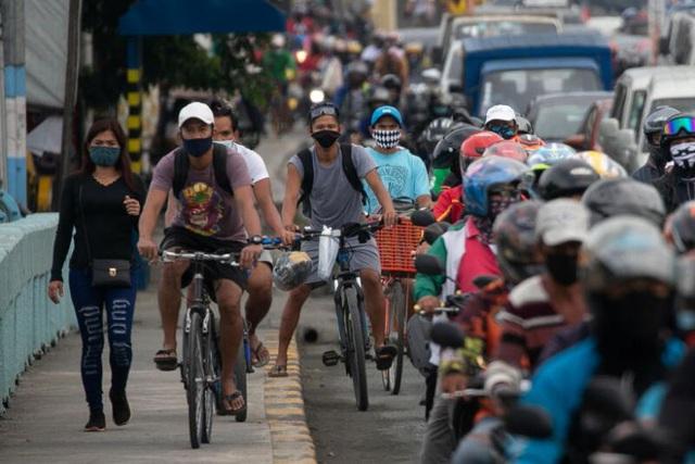 Số ca nhiễm tăng kỷ lục, Philippines sắp thành tâm dịch mới tại Đông Nam Á