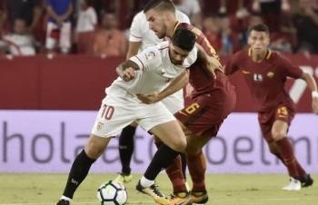 Link xem trực tiếp Sevilla vs AS Roma (Cup C2 Châu Âu), 23h55 ngày 6/8