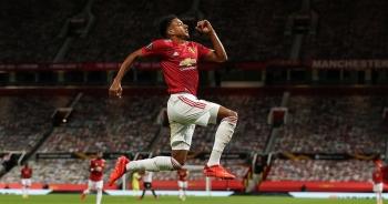 Lingard và Martial ghi bàn, Man Utd lọt vào tứ kết Europa League