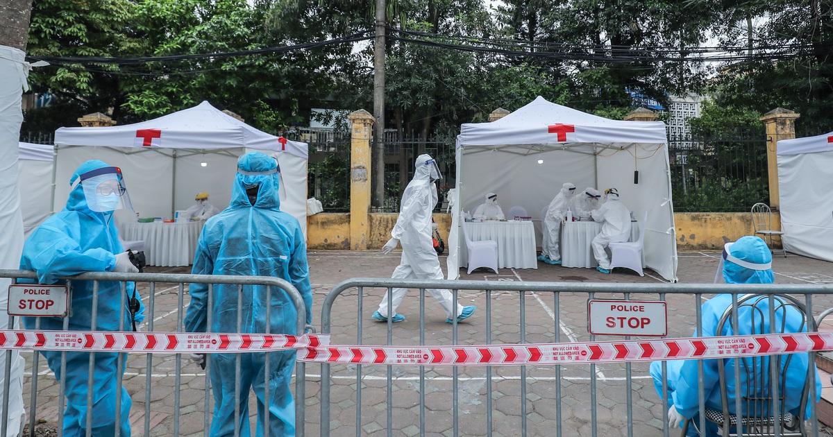 Ca bệnh Covid-19 thứ 10 tại Việt Nam tử vong