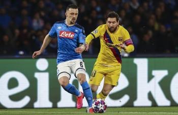 Xem trực tiếp Barcelona vs Napoli ở đâu?