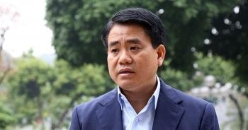 Bộ Chính trị đình chỉ chức vụ Phó Bí thư Hà Nội với ông Nguyễn Đức Chung