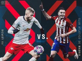 Xem trực tiếp Leipzig vs Atletico Madrid ở đâu?