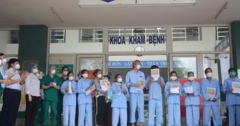 Đà Nẵng, Quảng Nam: Thêm 12 bệnh nhân mắc Covid-19 khỏi bệnh