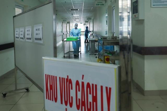 Bộ Y tế công bố 18 ca mắc Covid-19, có đến 17 ca lây nhiễm trong cộng đồng