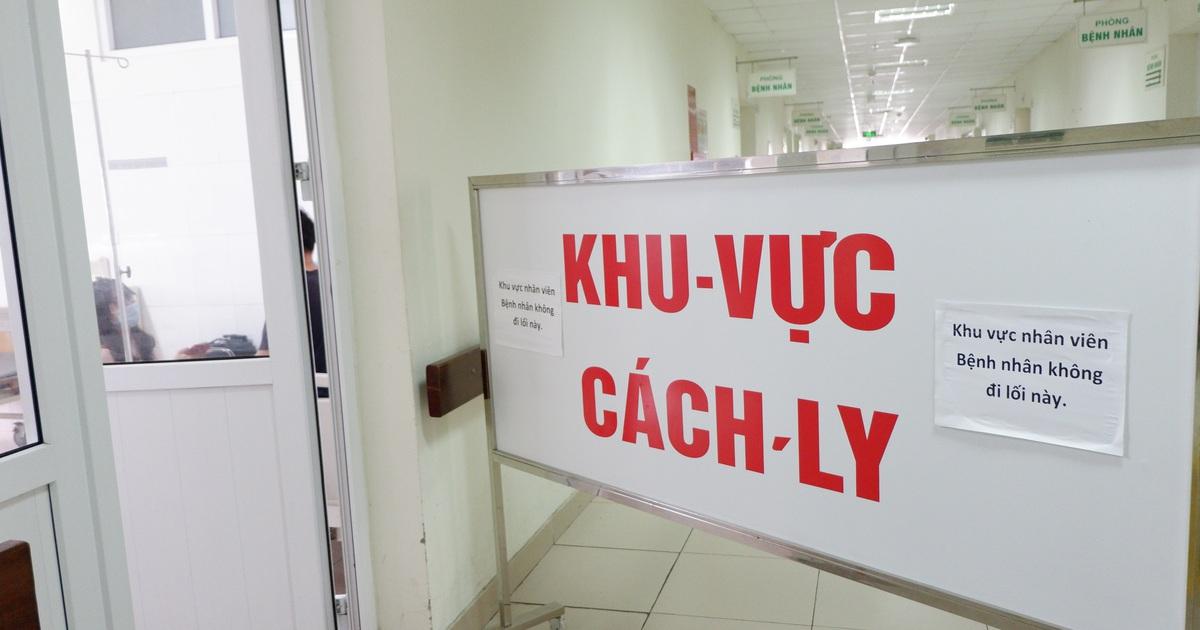 Ca Covid-19 ở Hà Nội là nhân viên ngân hàng, tiếp xúc toàn bộ cơ quan