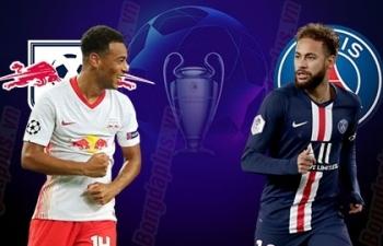 Xem trực tiếp Leipzig vs PSG ở đâu?
