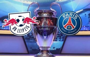 Link xem trực tiếp Leipzig vs PSG (Cup C1 Châu Âu), 2h ngày 19/8