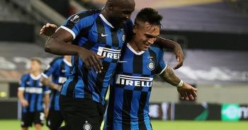 Lukaku, Martinez rực sáng, Inter vào chung kết Europa League gặp Sevilla