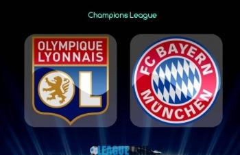 Link xem trực tiếp Lyon vs Bayern (Cup C1 Châu Âu), 2h ngày 20/8