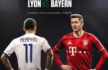 Xem trực tiếp Lyon vs Bayern ở đâu?