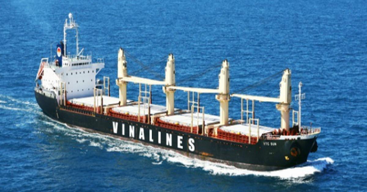 """Mục tiêu lỗ hơn 1.000 tỷ đồng, cổ phiếu Vinalines """"nằm sàn"""" 3 phiên liền"""