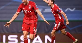"""""""Sát thủ"""" Lewandowski san bằng kỷ lục của huyền thoại Bayern Munich"""