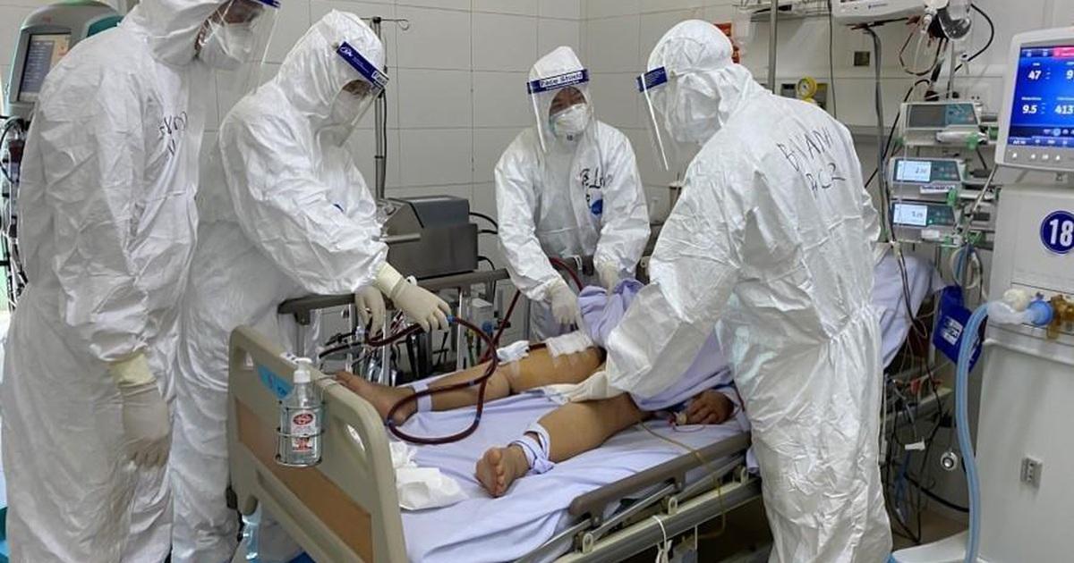 Đà Nẵng: 31 bệnh nhân có tiên lượng nặng, nguy kịch