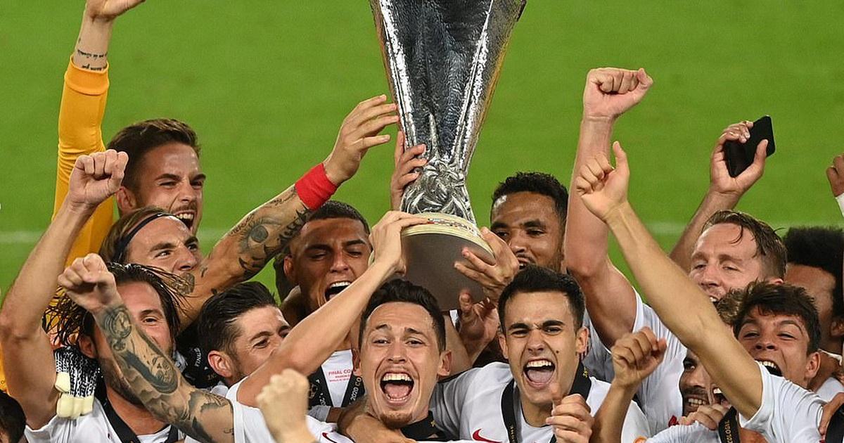 Lukaku đốt lưới nhà, Inter ngậm ngùi nhìn Sevilla vô địch Europa League