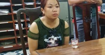 """Lộ mặt """"nữ quái"""" bắt cóc bé 2 tuổi ở Bắc Ninh đưa về Tuyên Quang"""