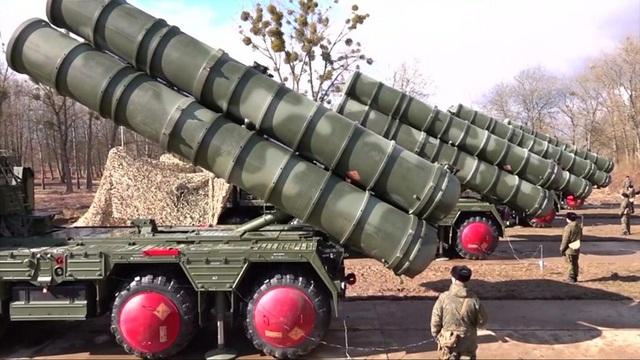 """Nga ký hợp đồng giao lô """"rồng lửa"""" S-400 thứ 2 cho Thổ Nhĩ Kỳ"""