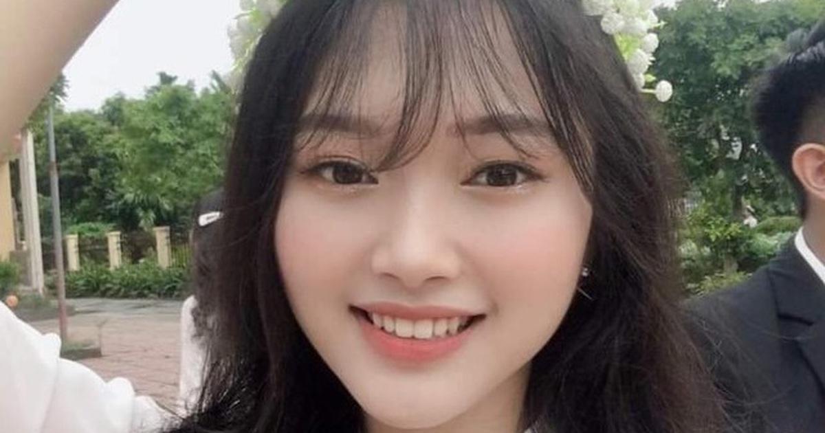 """Nữ sinh Phú Thọ đạt tới 3 điểm 10 tốt nghiệp THPT: """"Em không học thêm"""""""