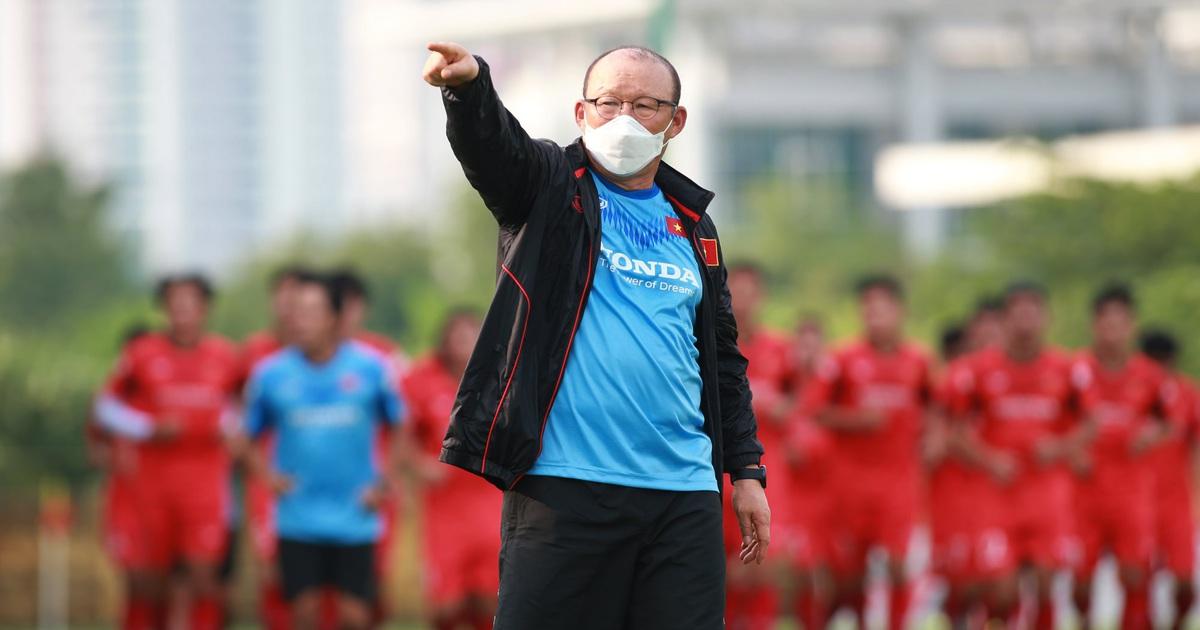 HLV Park Hang Seo có dễ bỏ các giải đấu ở Đông Nam Á?