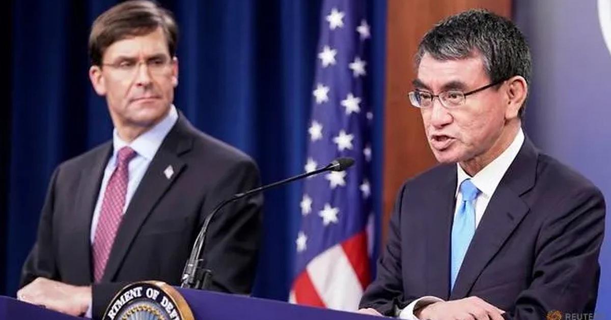 Mỹ - Nhật phản đối thay đổi hiện trạng ở Biển Đông