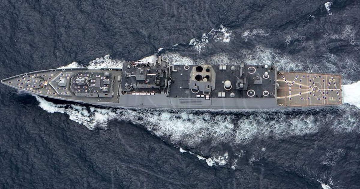 Ấn Độ đưa tàu chiến đến Biển Đông ngay sau đụng độ biên giới với Trung Quốc