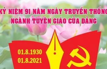 Công tác tuyên giáo luôn đồng hành với sự phát triển của Đảng ủy Tập đoàn Điện lực Việt Nam