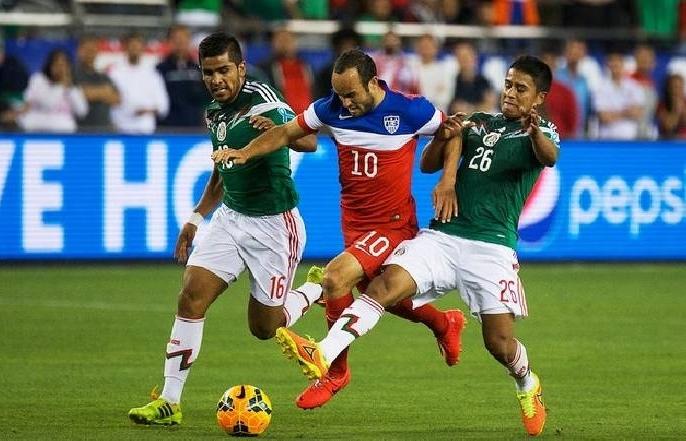 Link xem trực tiếp bóng đá Mỹ vs Mexico (Chung kết Cup vàng CONCACAF), 7h30 ngày 2/8