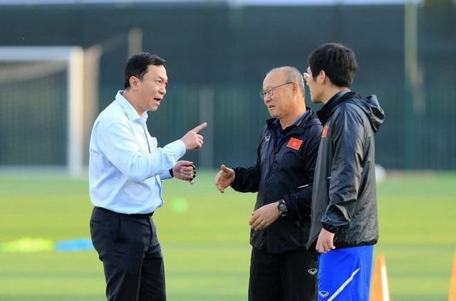 HLV Park Hang Seo bất ngờ nói nước đôi về chuyện gia hạn hợp đồng - 2