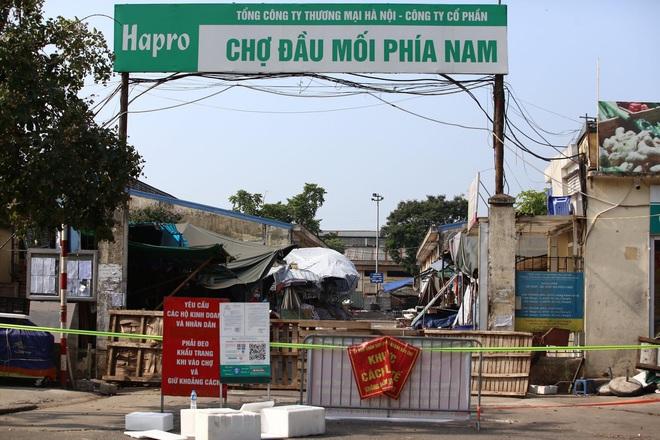 Vì sao dịch tấn công nhiều chợ đầu mối ở Hà Nội? - 2