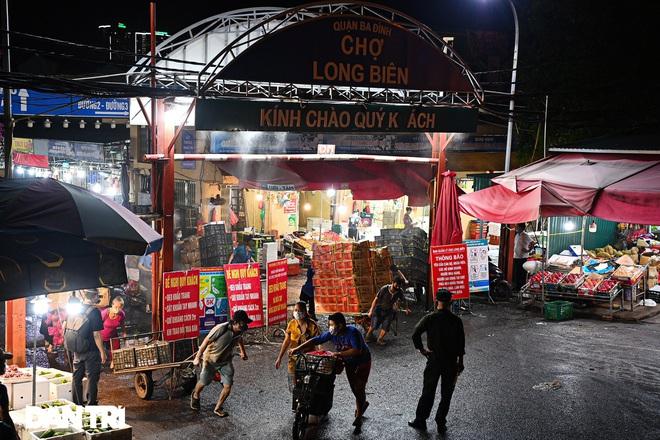 Vì sao dịch tấn công nhiều chợ đầu mối ở Hà Nội? - 1