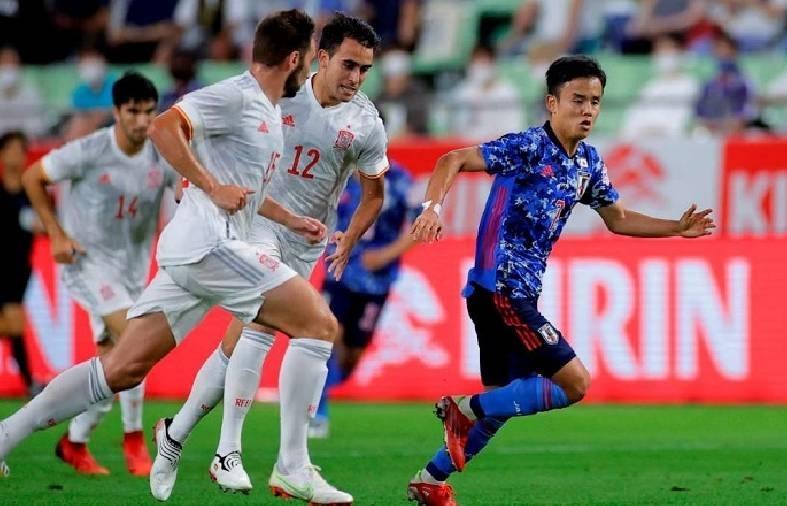 Link xem trực tiếp U23 Nhật Bản vs U23 Tây Ban Nha (Bán kết Olympic Tokyo), 18h ngày 3/8