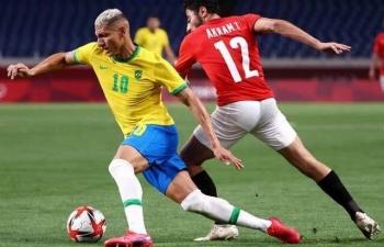 Xem trực tiếp U23 Mexico vs U23 Brazil ở đâu?