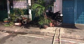TPHCM: Cán bộ công an hy sinh khi truy đuổi thanh niên ra đường sau 18h