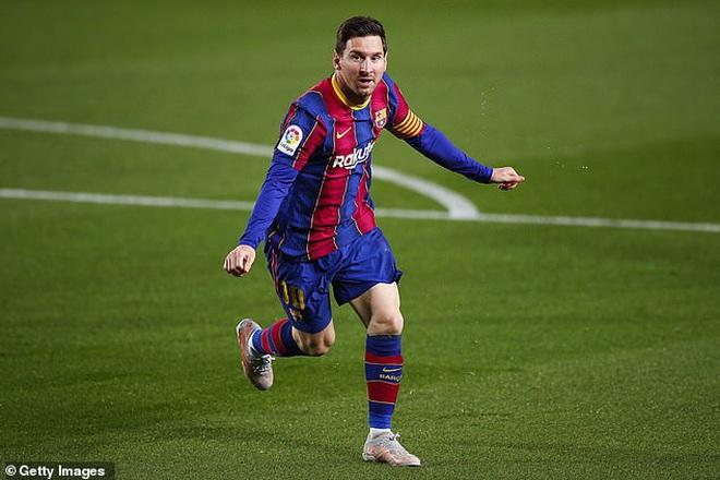 Messi chấp nhận giảm lương, chốt tương lai ở Barcelona