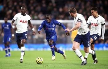 Link xem trực tiếp Chelsea vs Tottenham (Giao hữu), 1h45 ngày 5/8