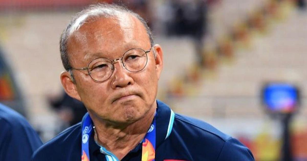 HLV Park Hang Seo nổi giận vì tin đồn dẫn dắt đội tuyển Thái Lan