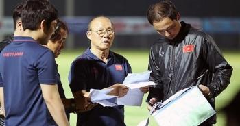 Đồng hương HLV Park Hang Seo bất ngờ rút lui khỏi đội tuyển Việt Nam