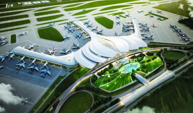 Lo giá vật liệu tăng cao thổi chi phí đầu tư sân bay Long Thành - 2
