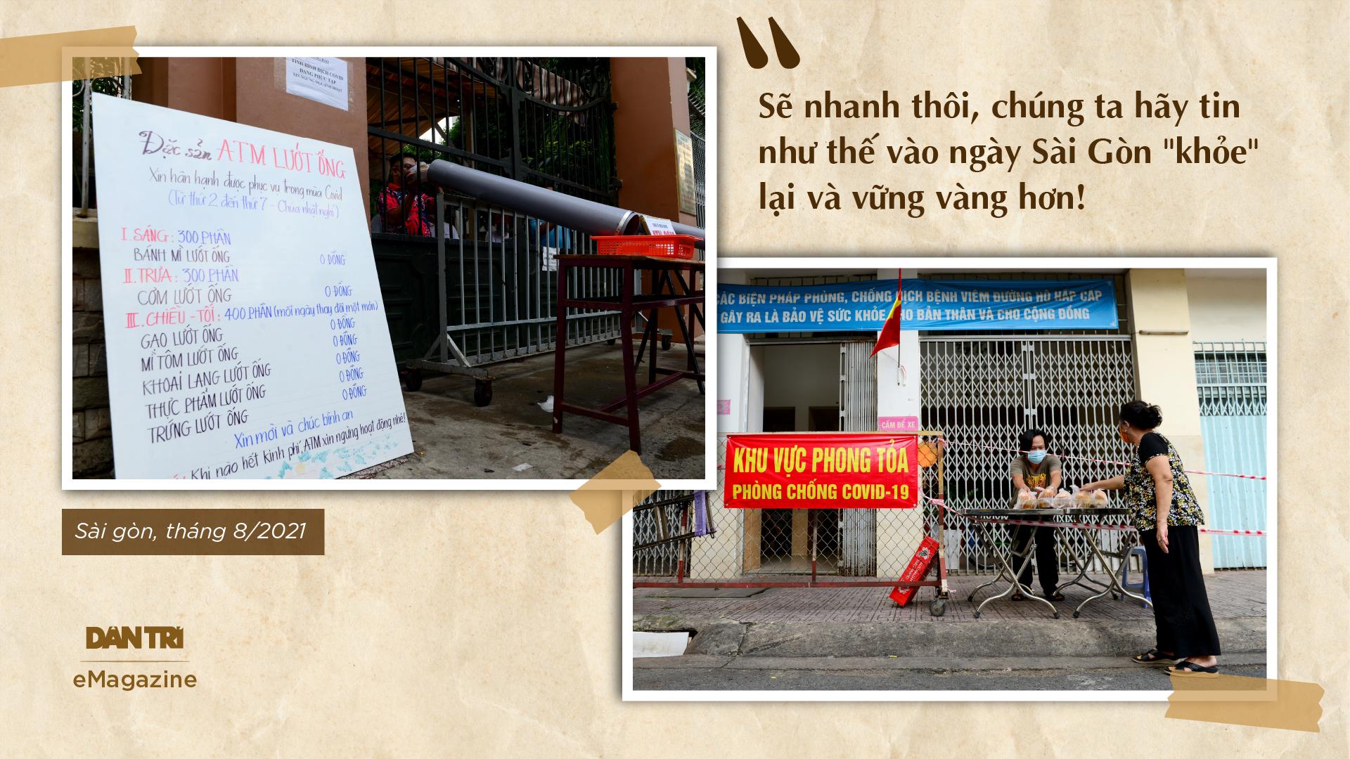 Tình Sài Gòn trong mắt người con xa xứ mắc kẹt giữa tâm dịch - 7
