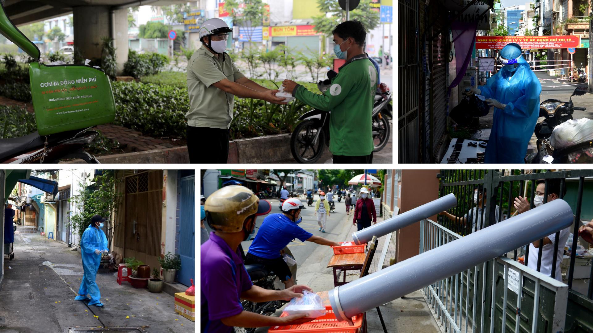 Tình Sài Gòn trong mắt người con xa xứ mắc kẹt giữa tâm dịch - 3