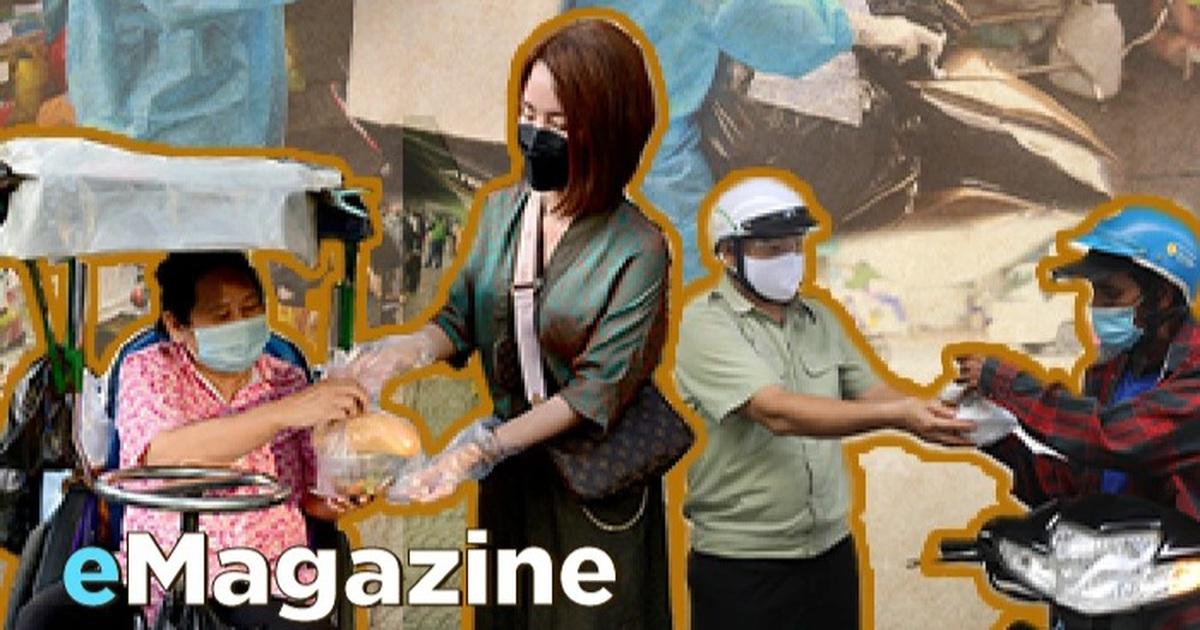 Tình Sài Gòn trong mắt người con xa xứ mắc kẹt giữa tâm dịch