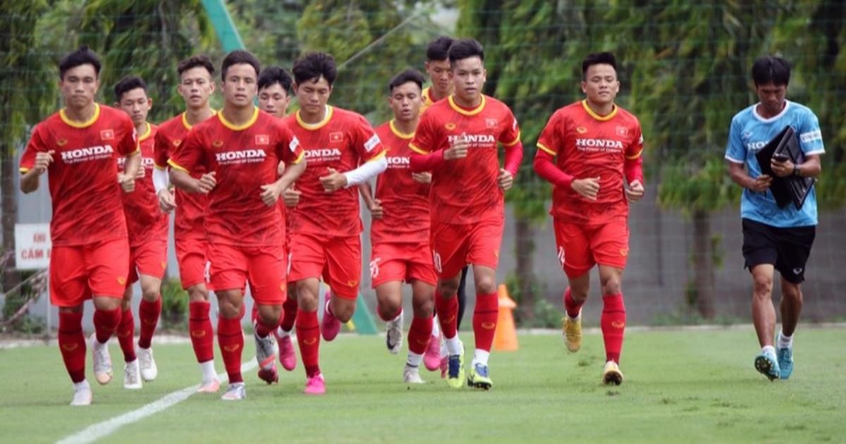 Giảm đi một đối thủ, U23 Việt Nam nhẹ gánh ở vòng loại U23 châu Á 2022
