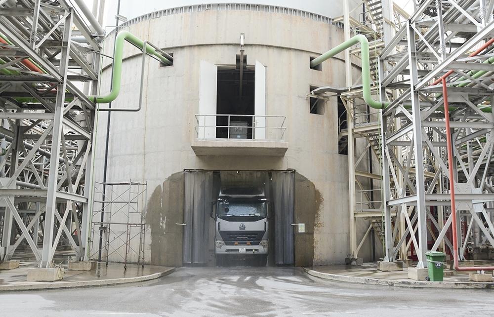 Công tác tiêu thụ tro, xỉ tại các nhà máy nhiệt điện của EVN