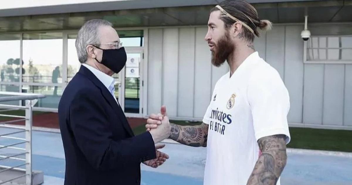 Sergio Ramos gây sốc khi dự đoán Messi gia nhập PSG từ cách đây 8 tháng