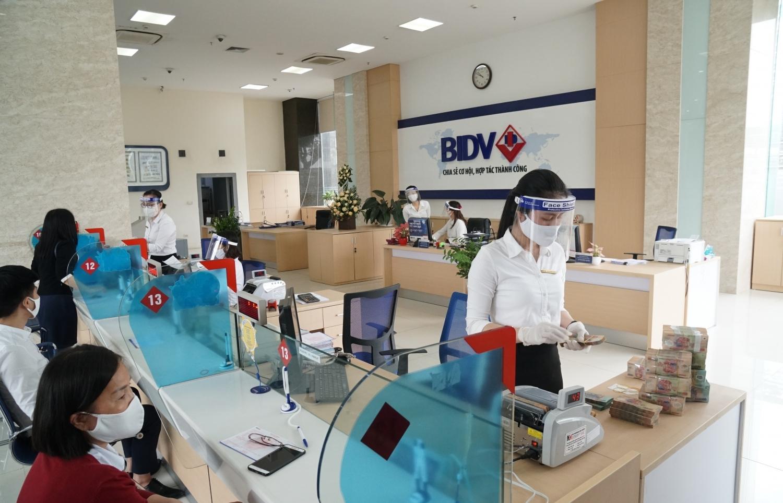 BIDV dành 1.000 tỷ đồng hỗ trợ lãi suất cho vay đối với các doanh nghiệp tại 19 tỉnh, thành phía Nam