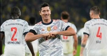 Lewandowski tỏa sáng, Bayern Munich hạ Dortmund để giành Siêu Cúp Đức